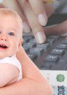 Выплаты на ребенка после его рождения